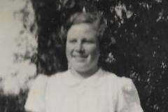 Margrethe konfirmation 1939 Undløse